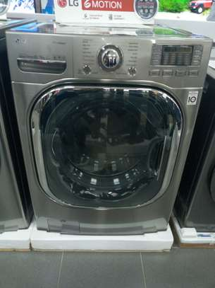 Lg washing machine 20 kg wash and dry 2 in 1