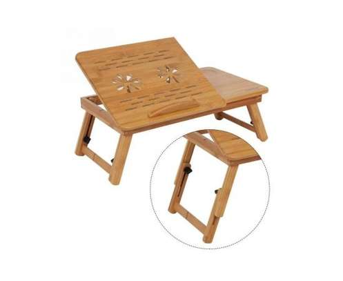 Sun Cool Wooden Laptop Table image 4