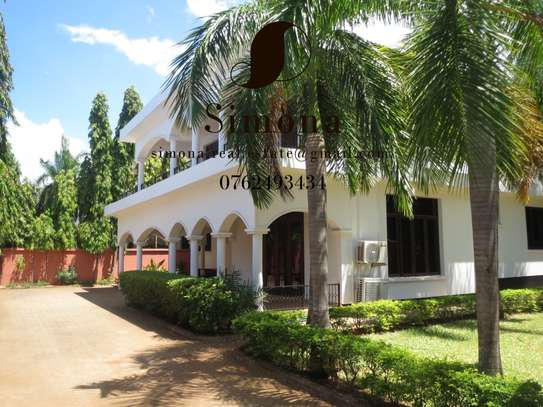 On Haile Selassie Road, Masaki, Prime 4 BEDROOM HOUSE