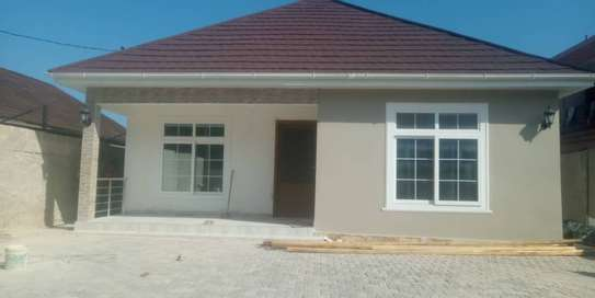 brand new 3 bed room stand alone house for rent at mikocheni image 1