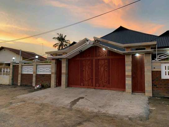 a standalone house is for rent at kunduchi image 6