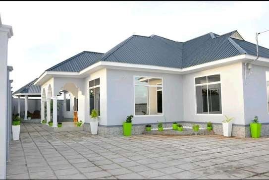 4 Bedroom Townhouse at Kigamboni