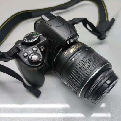 Nikon D3100 DSLR Camera with 18-55mm f/3.5-5.6 image 2