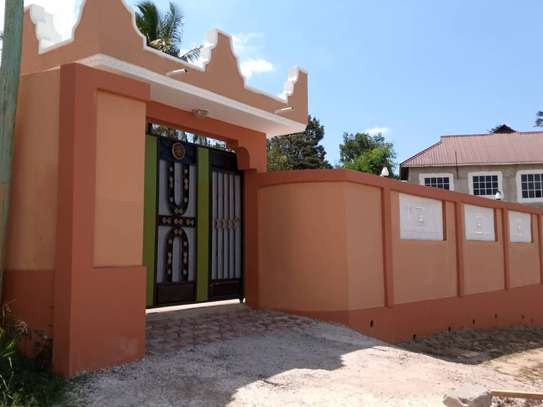 3bed stand alone house  at  mbezi mwisho kimara new house image 3