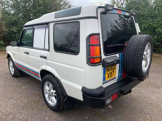 2002 Land Rover Discovery image 2