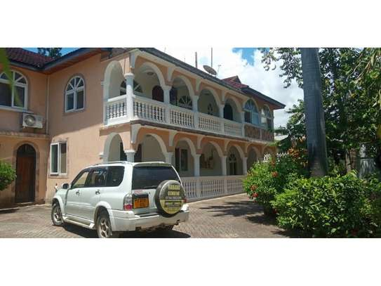 big house 5bed furnished at mikocheni a $1500pm big garden image 7