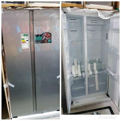 Hisense H670SI-WD | (Side By Side) Refrigerator