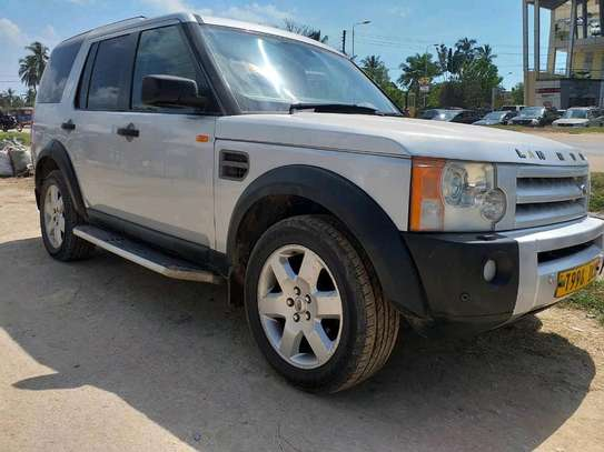 2007 Land Rover Discovery image 2