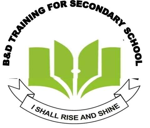 B&D TRAINING FOR SECONDARY SCHOOL