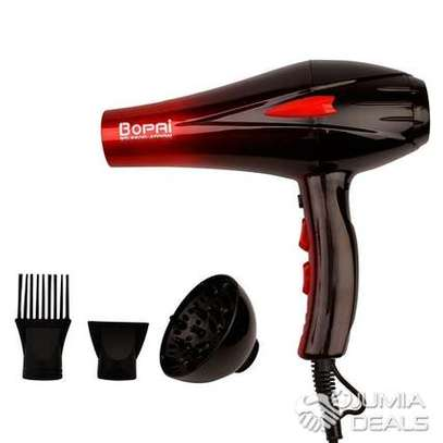 BOPAI HAIR DRYER FROM LASTON WITH THREE ACCESSORIES image 2