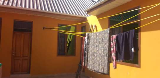 1 bed room studio for rent self container at kinondoni image 9