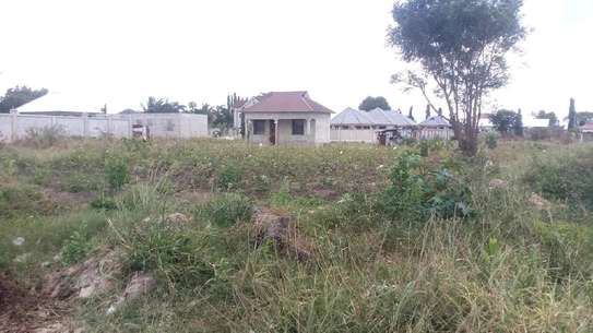 527 SQM Plots with Title Deed at Mbweni-Mpiji