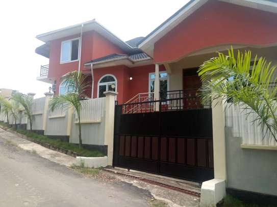 Four Bedrooms Apartment House at Changanyikeni image 1