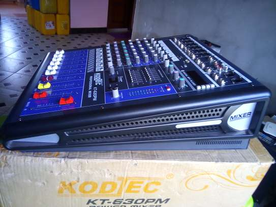 POWER MIXER PROFESSIONAL