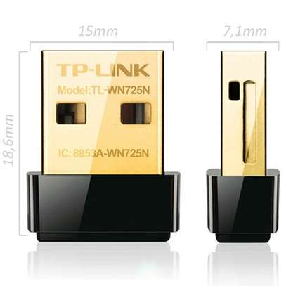 TP-Link TL-WN725N 150Mbps Wireless N Nano Adapter image 2