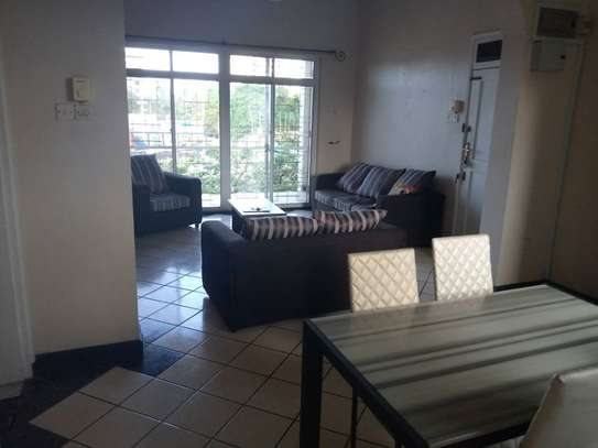 2-bedroom fully furnished apartment for rent in Upanga