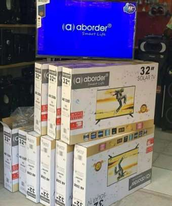 SUPER AND CLASSIC ABORDER TELEVISON 32INCH image 1