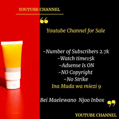 YouTube Channel image 1