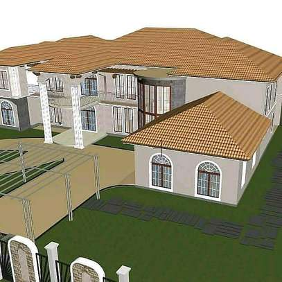 House for sale unfinished image 2
