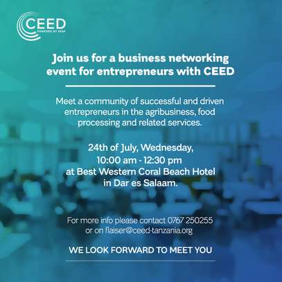 Join us for Business Networking Event