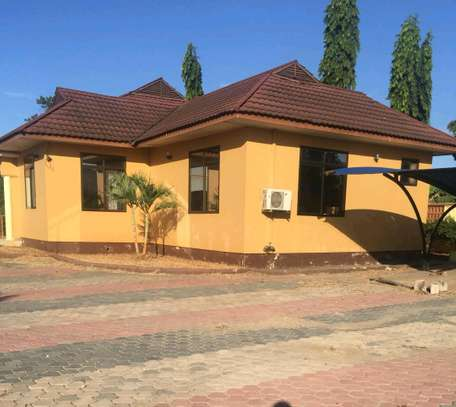 3 Bedroom House at Mbweni Ubungo