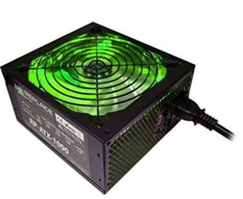 POWER SUPPLY 1000W Green LED