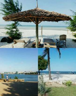 8000 Sqm Prime Location Beach Property Kigamboni Walking Distance to the Ferry with Great Income Potential!! image 1