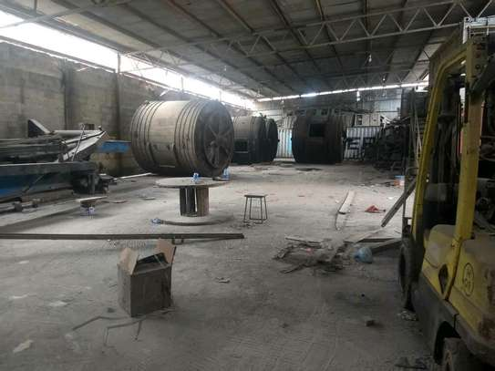 400 SQUARE METERS WAREHOUSE SPACE FOR RENT ON MAIN MBOZI ROAD CHANG'OMBE image 3