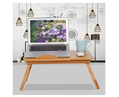 Sun Cool Wooden Laptop Table image 1