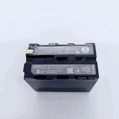 Sony NP-F970 L-Series Info-Lithium Battery Pack (7.2V, 6600mAh) image 7