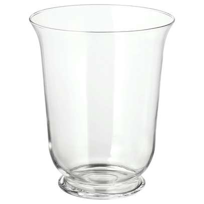 Glass Candle holder image 1