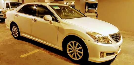 2009 Toyota Crown Royal Saloon