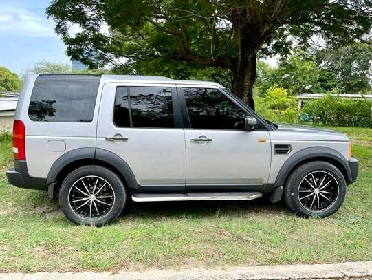 2008 Land Rover Discovery image 4