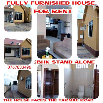FULLY FURNISHED HOUSE FOR RENT @MLIMWA C