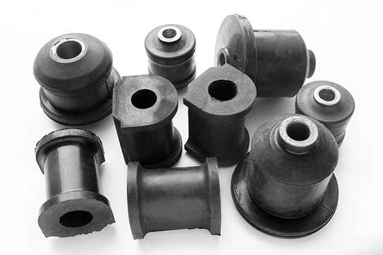RBI and Mann Rubber Parts