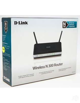 d-link wireless n300 router image 1
