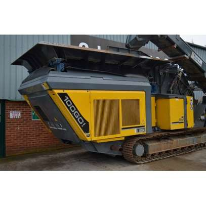 2018 Rubblemaster RM100GO Mobile Crusher image 5