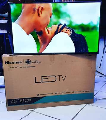 HISENSE LED FULL HD TV 40 INCH image 1