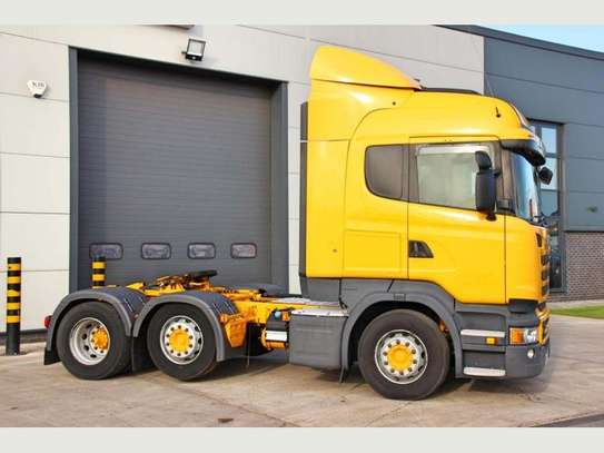 2014 Scania R450 6X2 MIDLIFT TRACTOR UNIT image 6