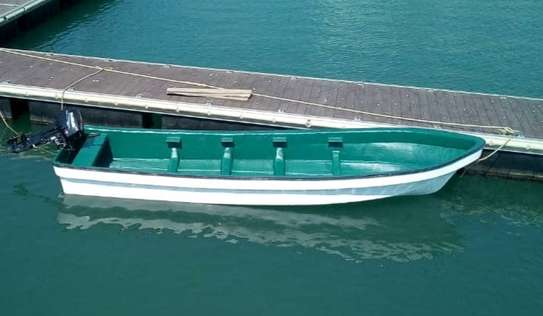 fiberglass boat for sale image 1