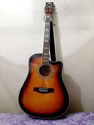 Yamaha Acoustic-Electric Guitar