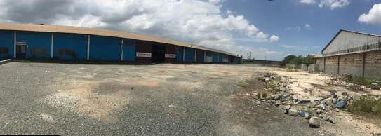 Stand Alone Facility for Lease along Nyerere Road