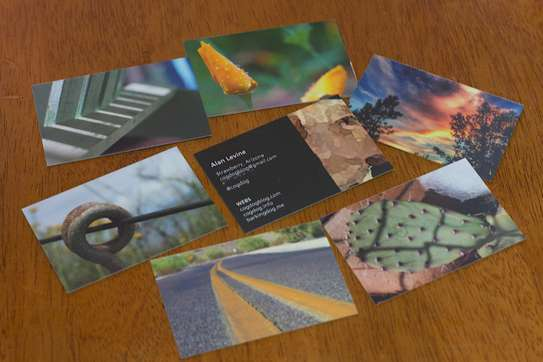 PRINT BUSINESS CARDS image 1