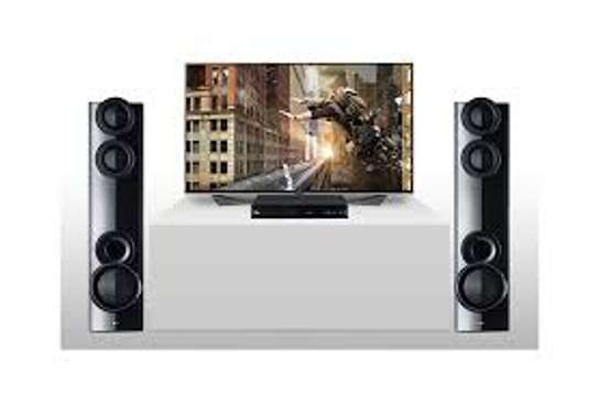 LG HOME THEATER  LHD677 image 2