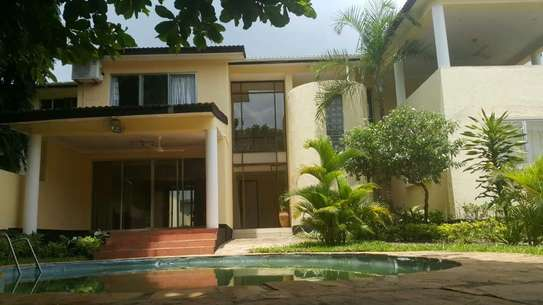 4 Bedroom fully furnished house in Oysterbay image 2
