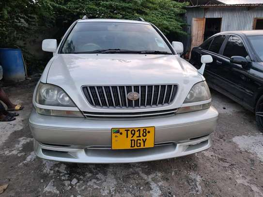 1998 Toyota Harrier image 4