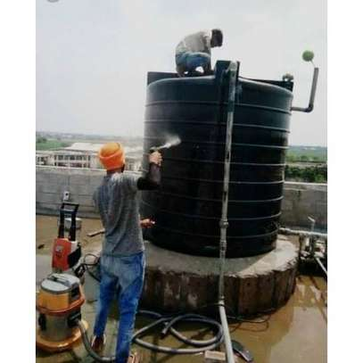 Water tank cleaner image 3