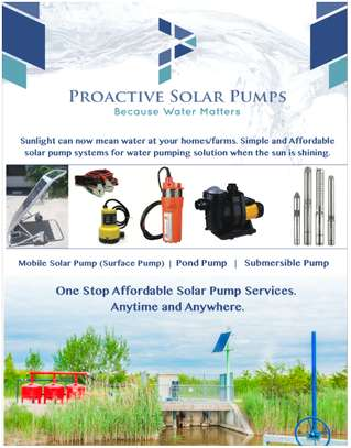 Proactive Solar Pumps Ltd image 8