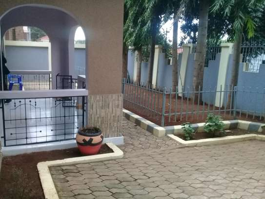A 4 bedroom house for rent in Moshi town