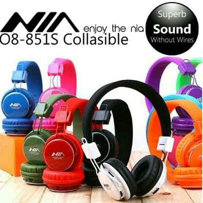 Nia Q-8 headphones